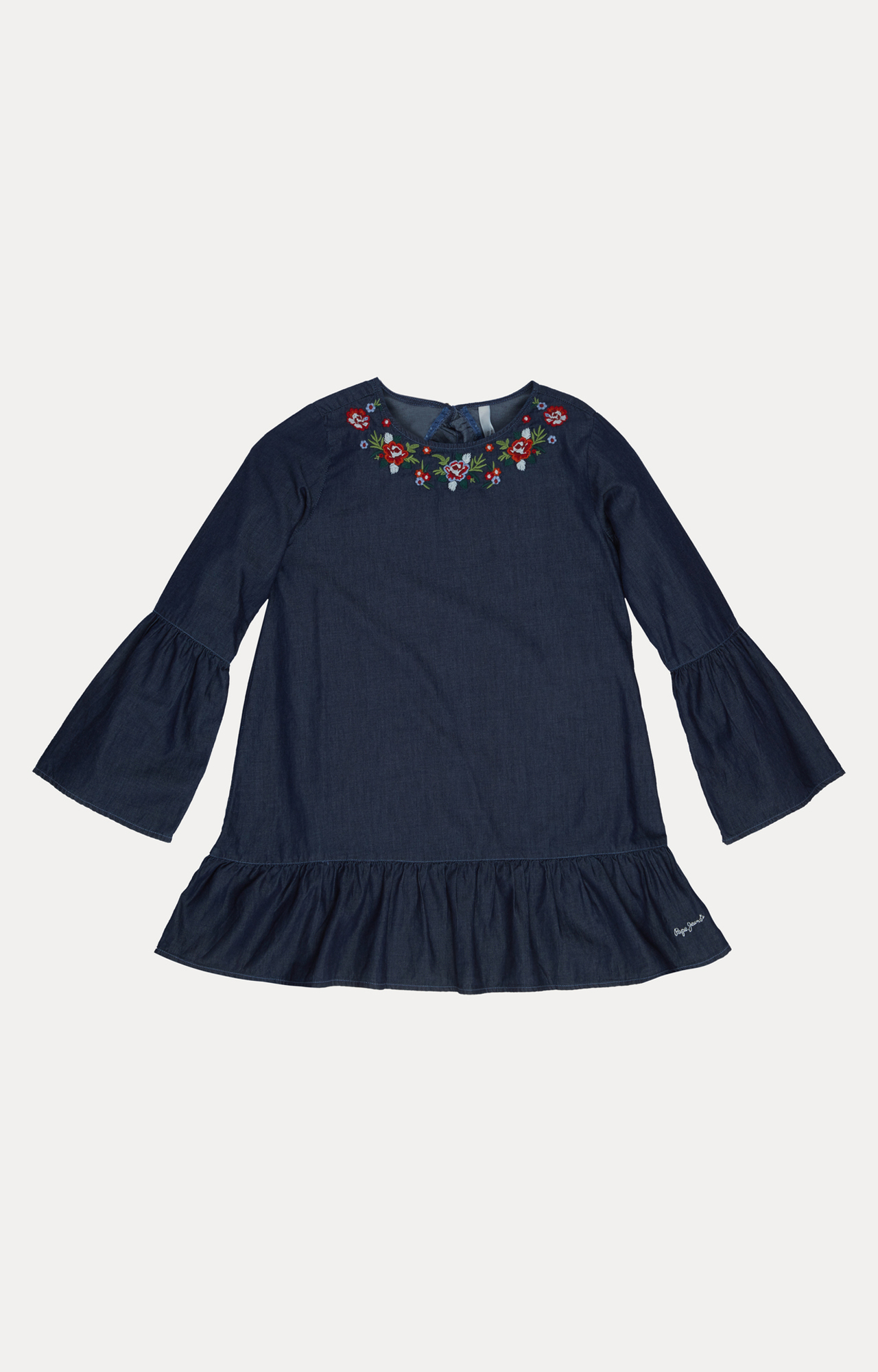 Pepe Jeans | Navy Solid Dress