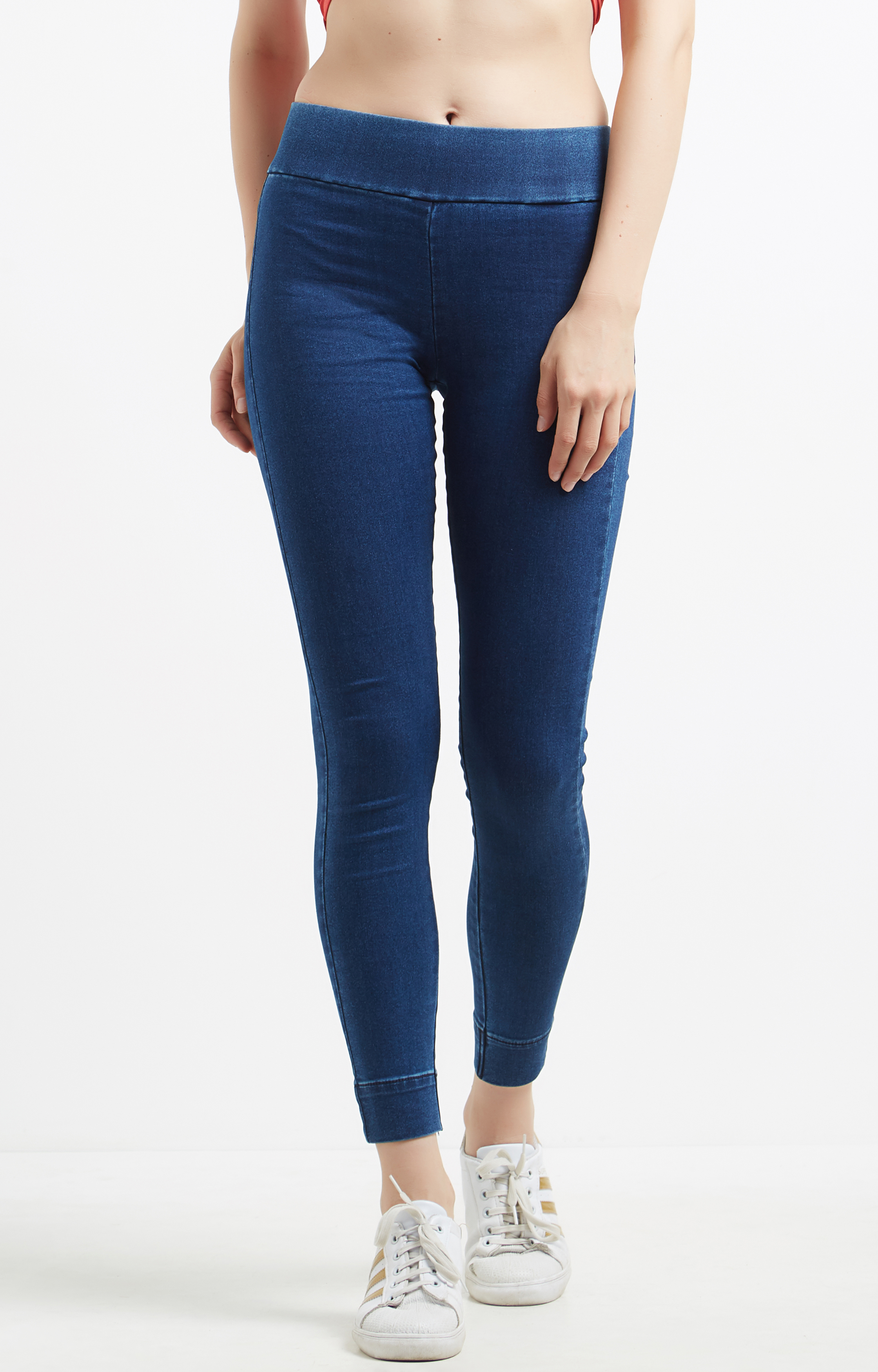 Pepe Jeans | Blue Jeggings