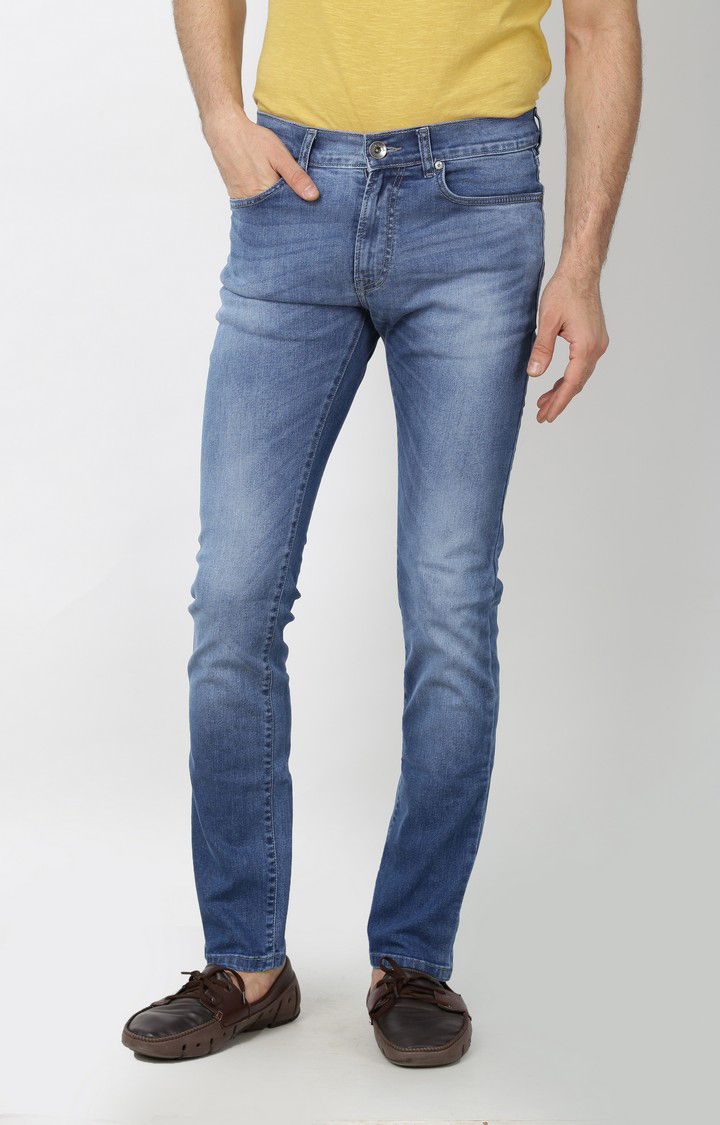 Pepe Jeans | Blue Soho Straight Jeans