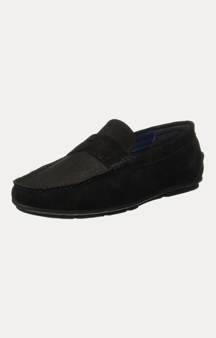 Ruosh | Black Loafers