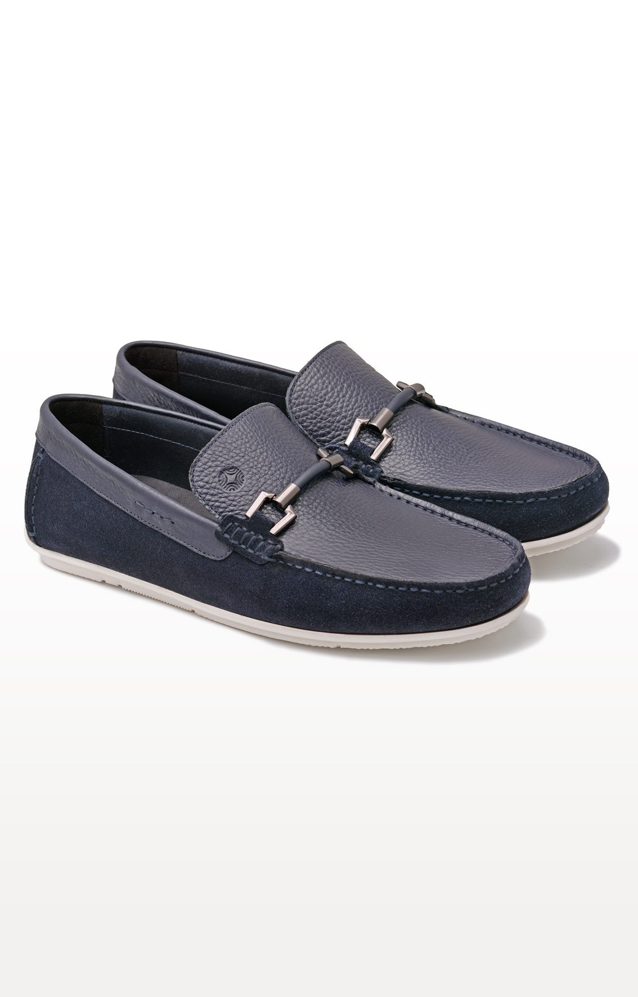 Ruosh | Blue Loafers