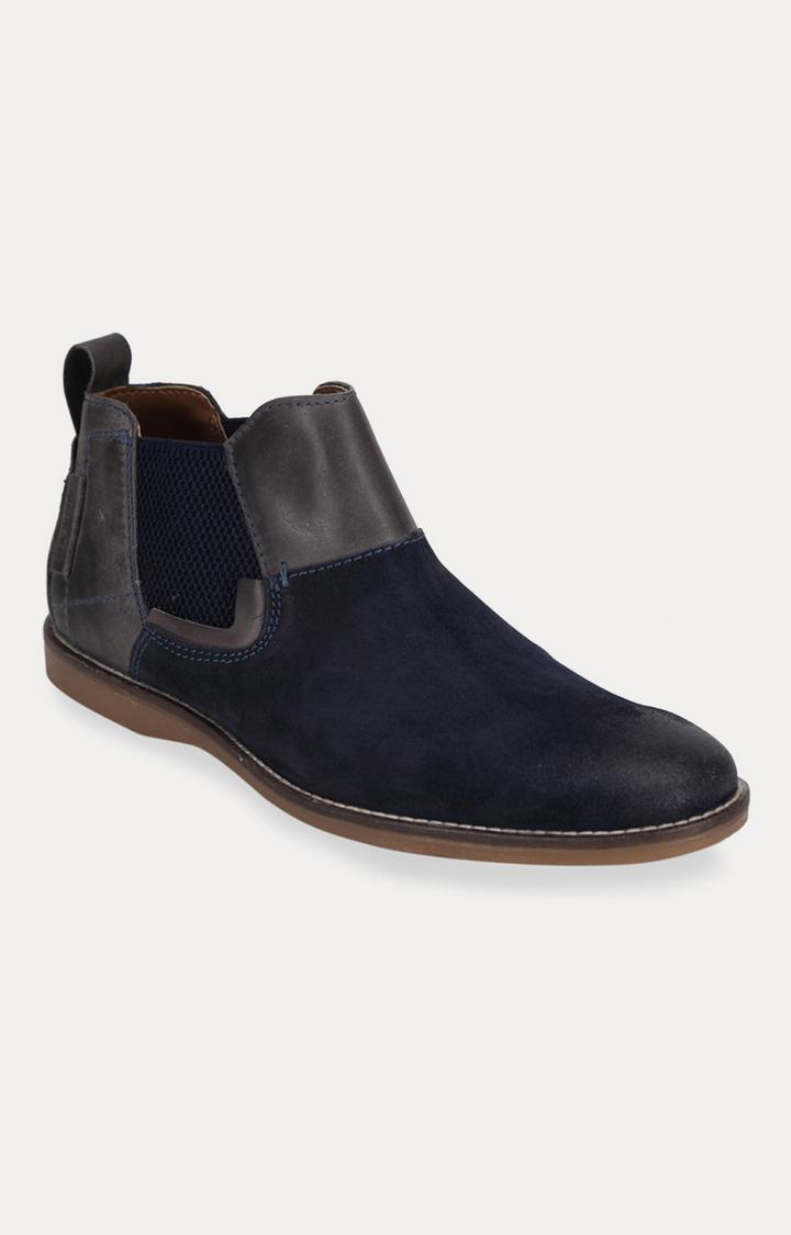 Ruosh | Navy Boots