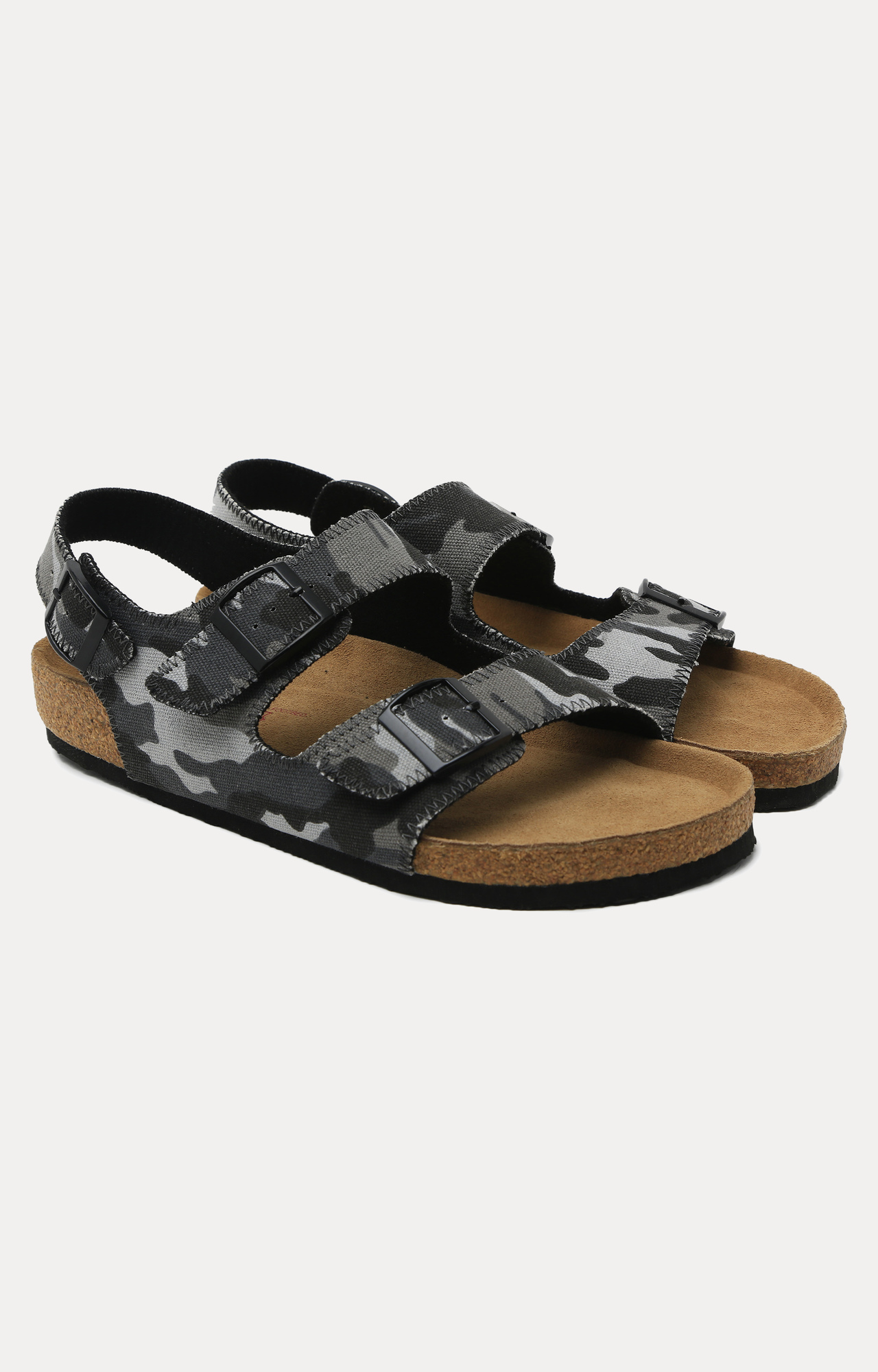 Ruosh | Grey Sandals