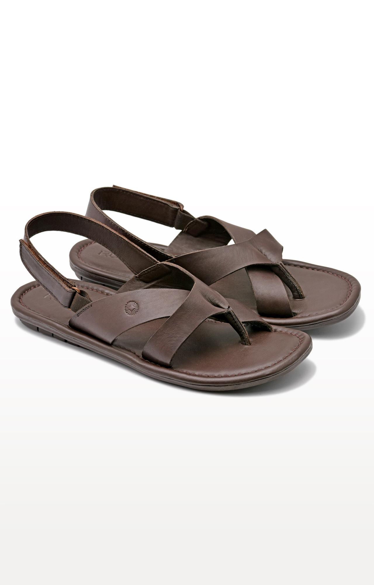 Ruosh | Brown Sandals