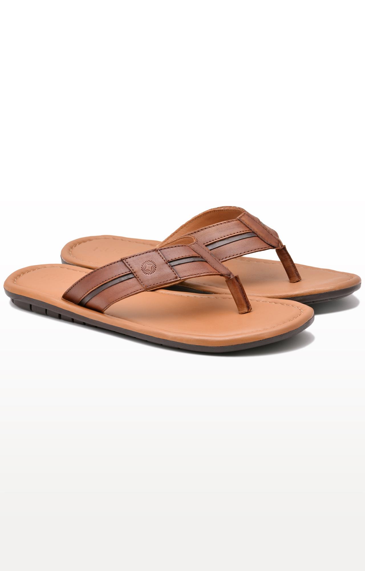 Ruosh | Brown Flip Flops