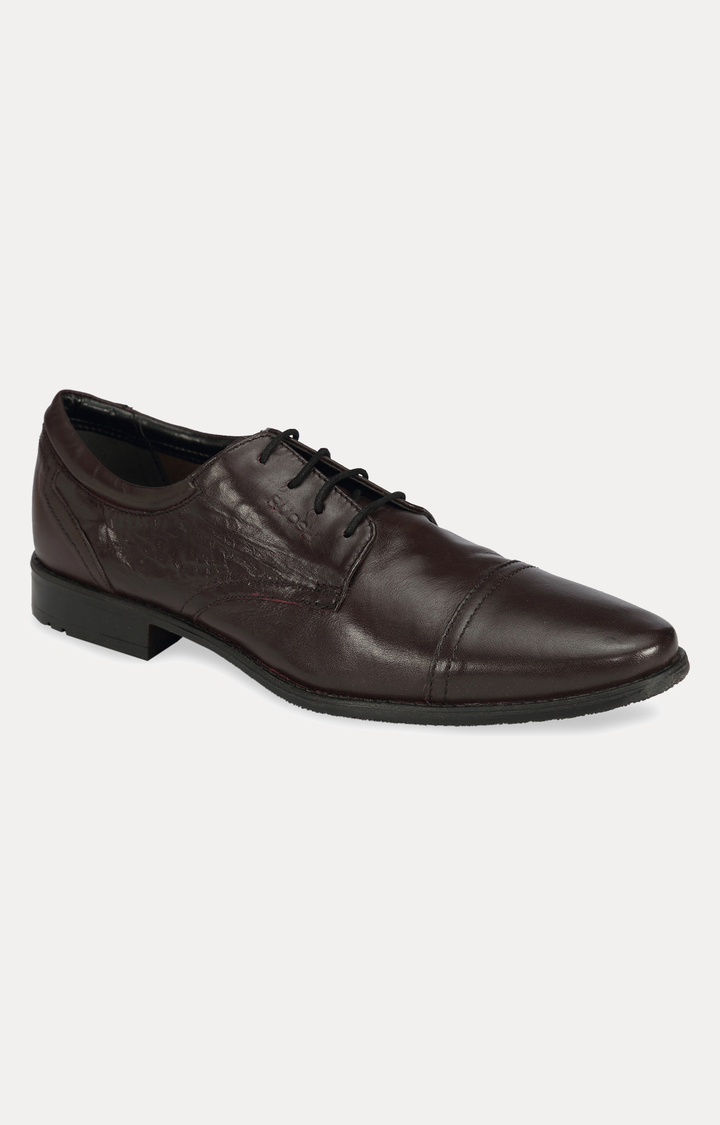 Ruosh | Red Derby Shoes
