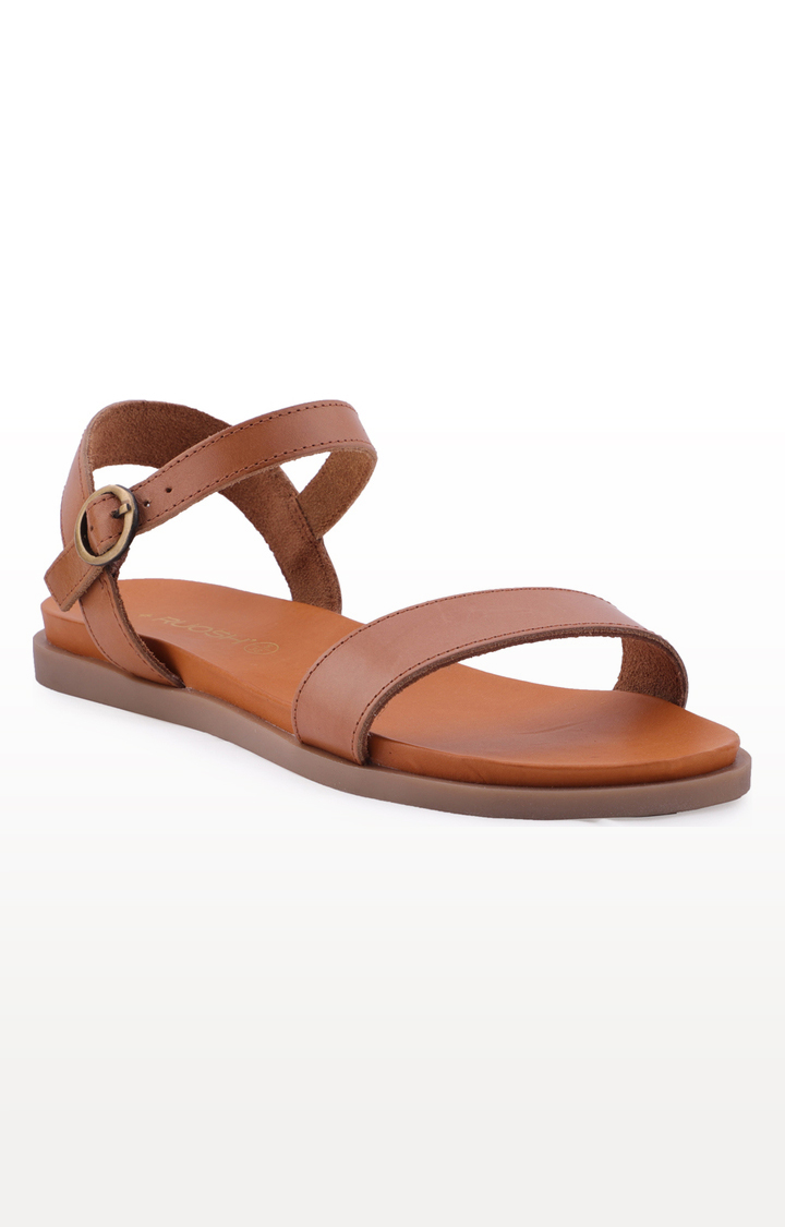 Ruosh | Women Sandal - Tan