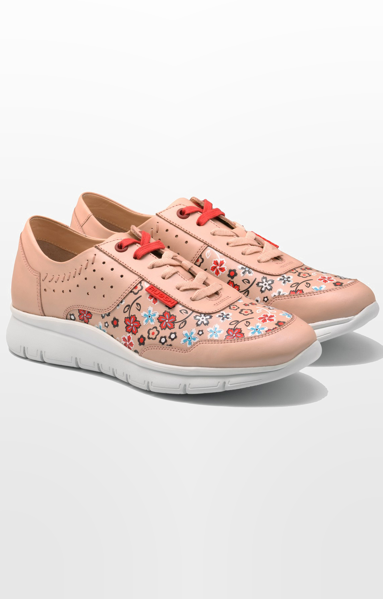 Ruosh | Peach Sports Shoes