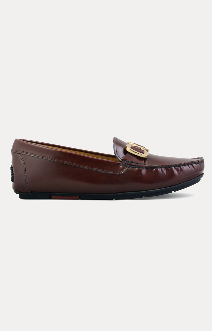 Ruosh | Maroon Loafers