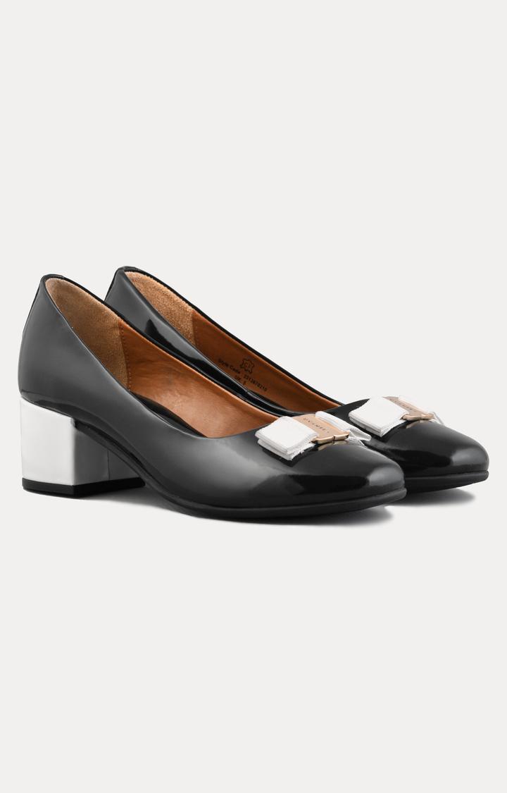 Ruosh | Black Block Heels