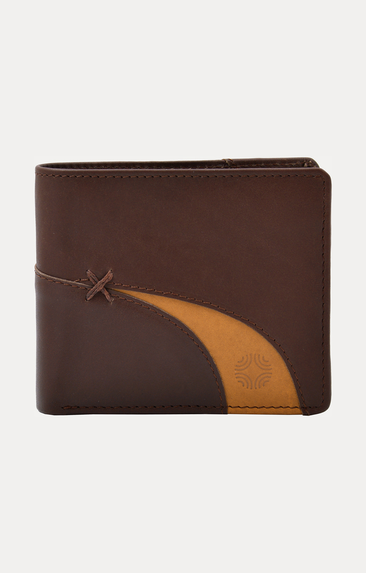 Ruosh   Brown Wallet