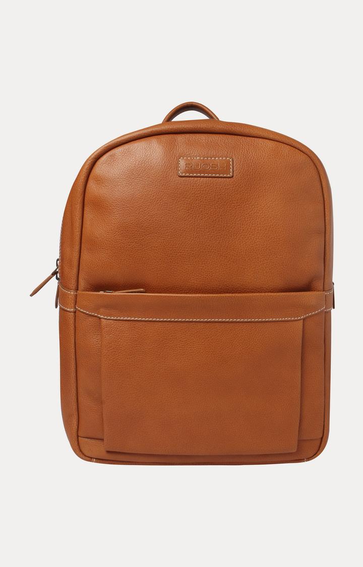 Ruosh | Tan Backpack