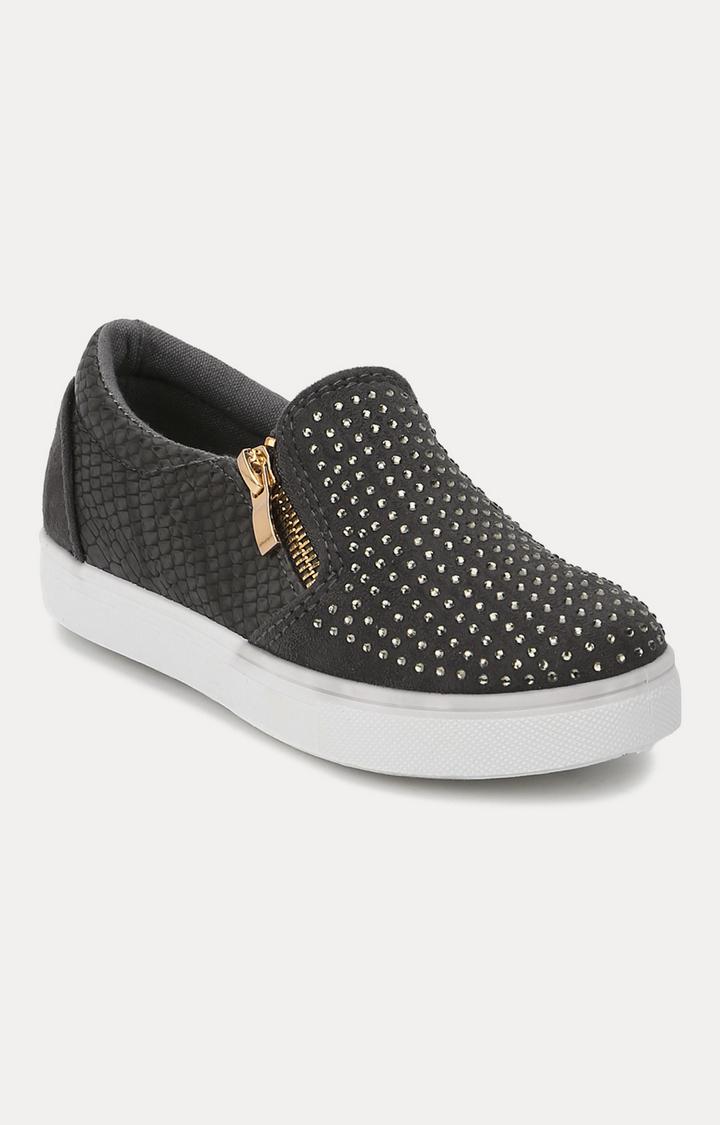 MINNI TC | Grey Sneakers