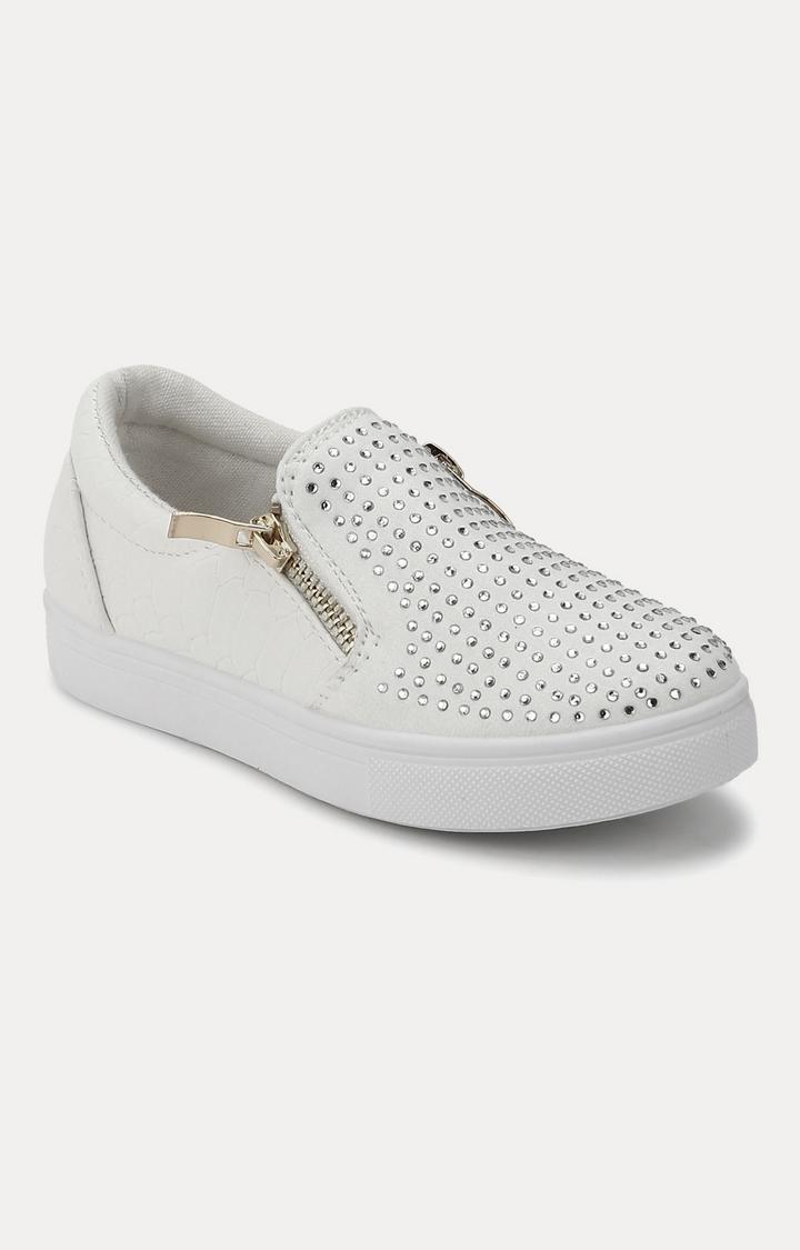 MINNI TC   White Sneakers
