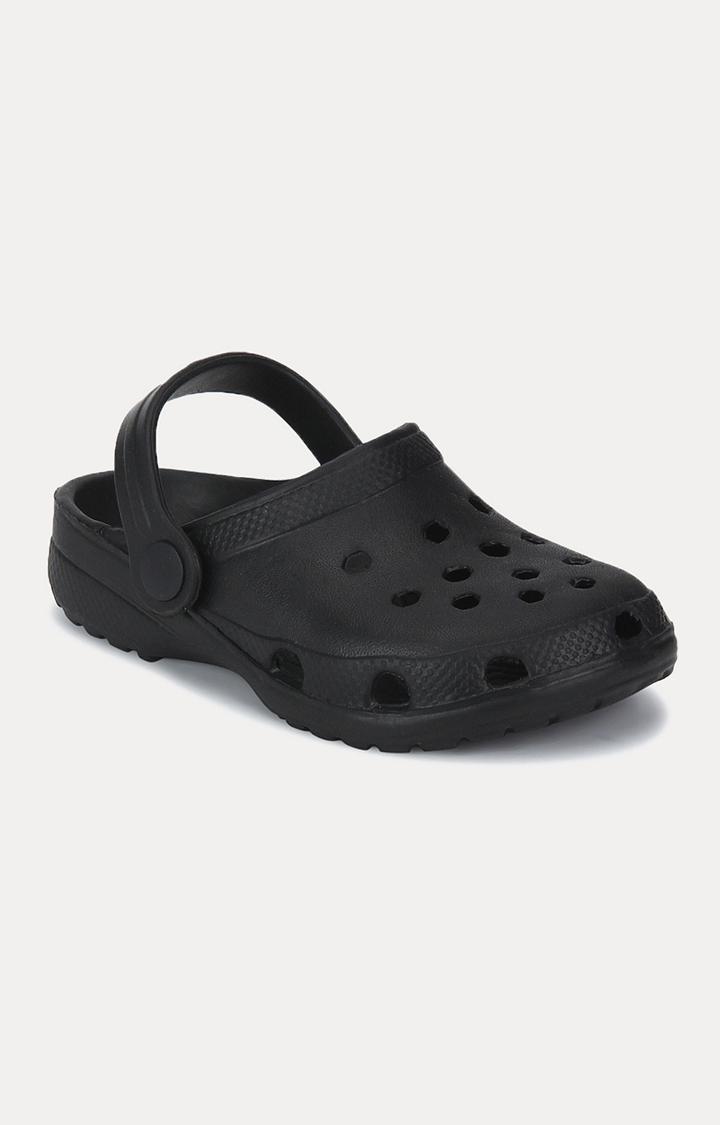 MINNI TC | Black Clogs