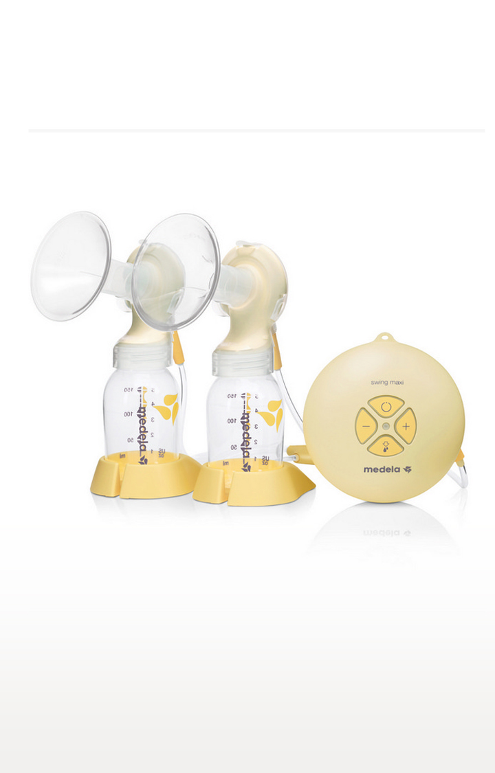 Mothercare   Medela Swing Maxi Double Electric Breastpump
