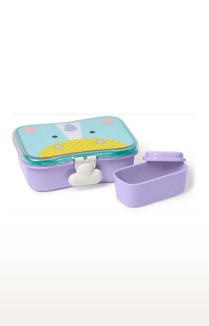 Mothercare | Skip Hop Zoo 4 Piece Lunch Kit - Multi