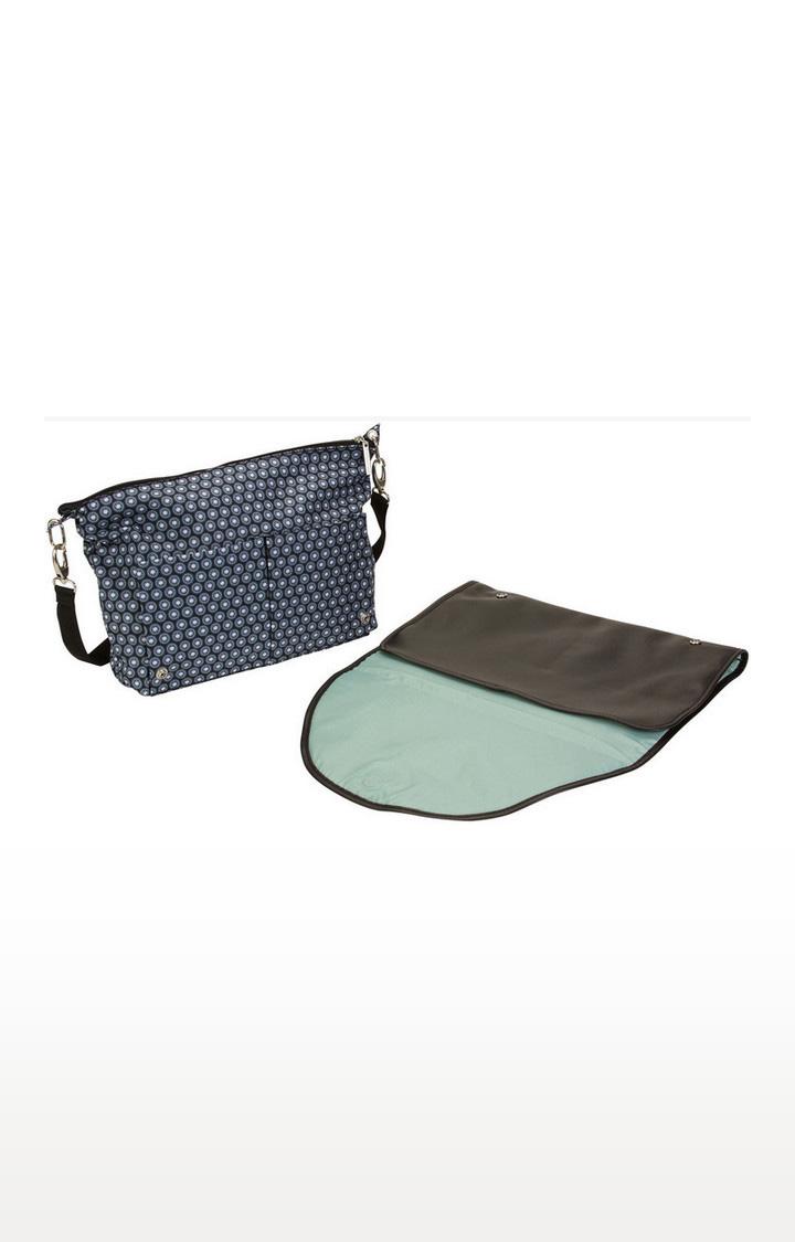 Mothercare   Kalencom Featherweight Large Sidekick Fantasia Geo Diaper Bag