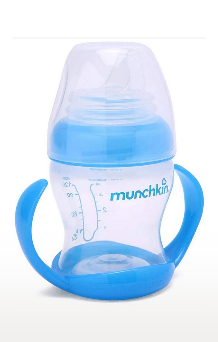 Mothercare | Munchkin 4Oz Flexi Transition Cup - Blue
