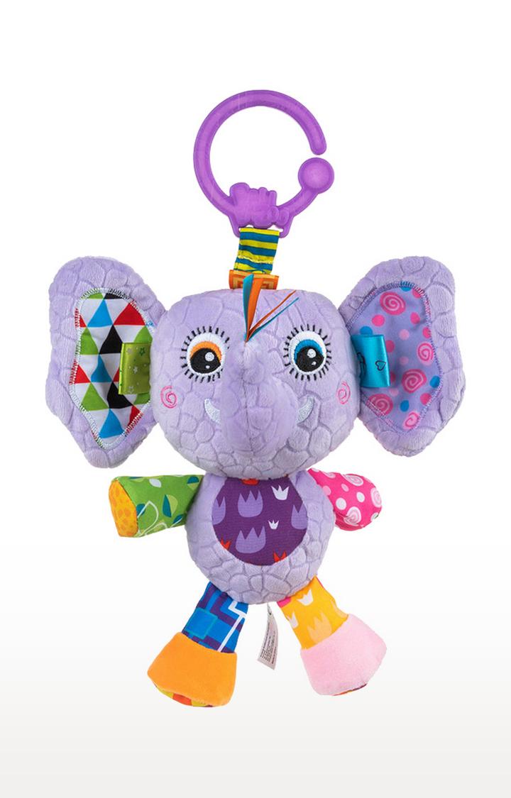 Mothercare   Bali Bazoo Elephant Ethan Animal Musical Box
