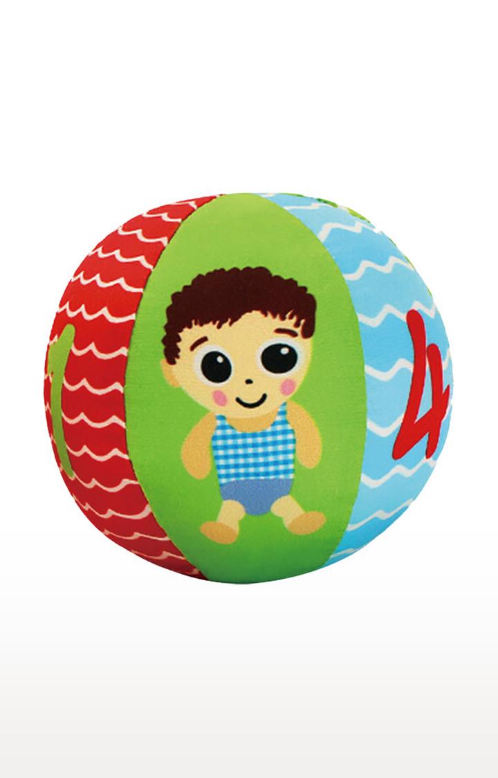 Mothercare | Bali Bazoo Interactive Soft Ball