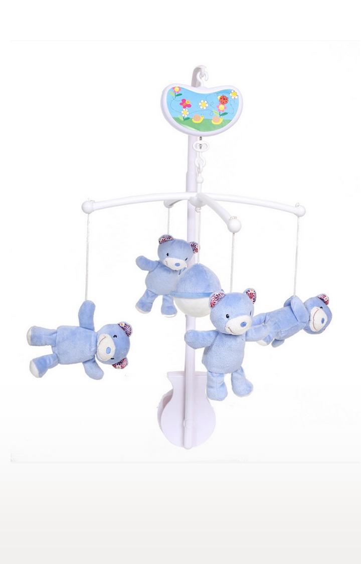 Mothercare | Biba Toys Happy Bear Musical Mobile