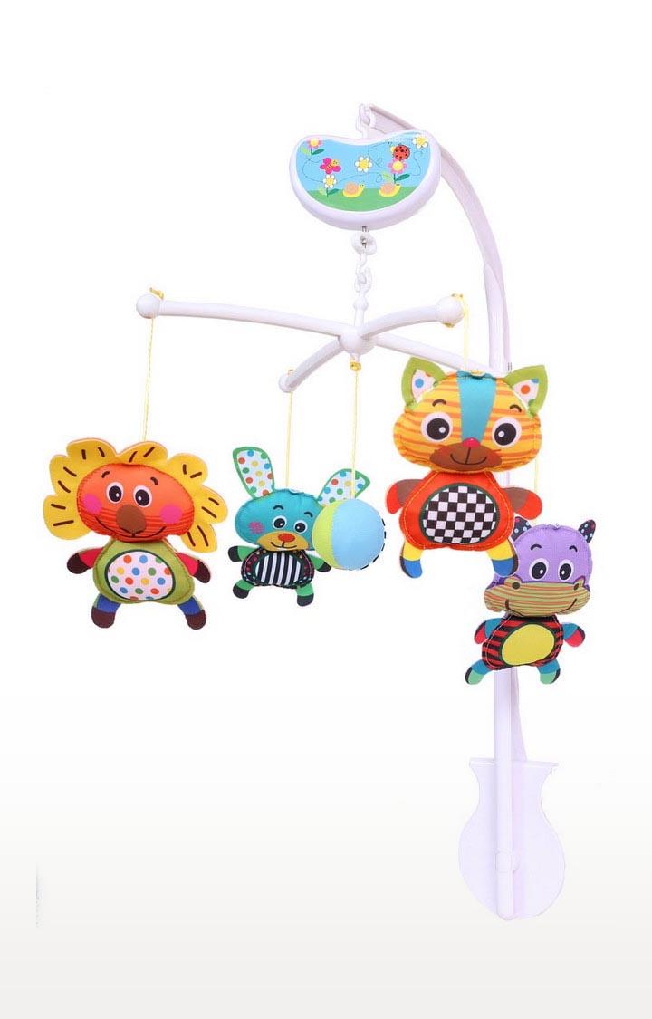 Mothercare | Biba Toys Secret Jungle Musical Mobile