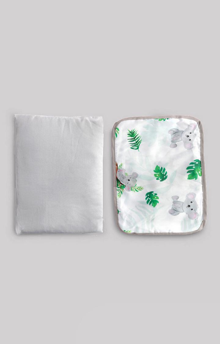 Mothercare | Fancy Fluff Organic Rai Pillow - Koala