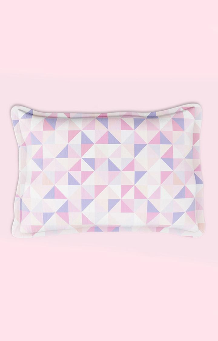 Mothercare   Fancy Fluff Organic Rectangle Pillow - Unicorn