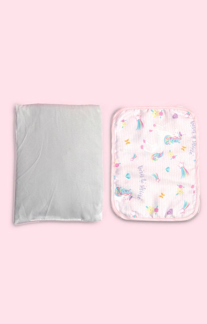 Mothercare | Fancy Fluff Organic Rai Pillow - Unicorn