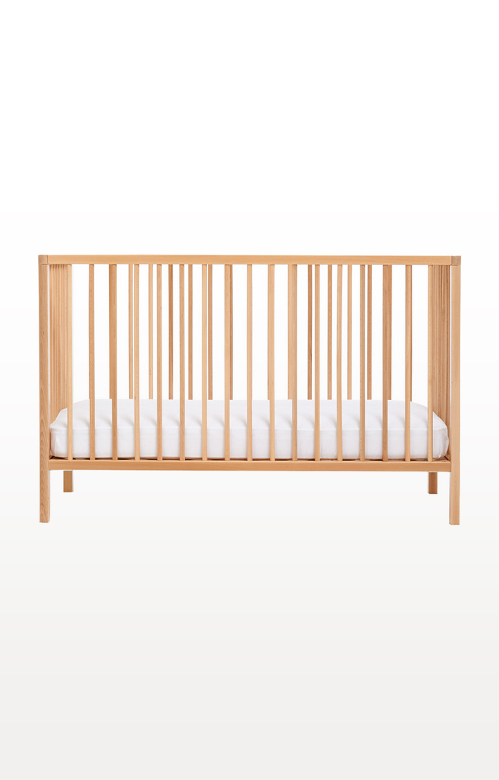 Mothercare | Mothercare Balham Baby Cot Beige