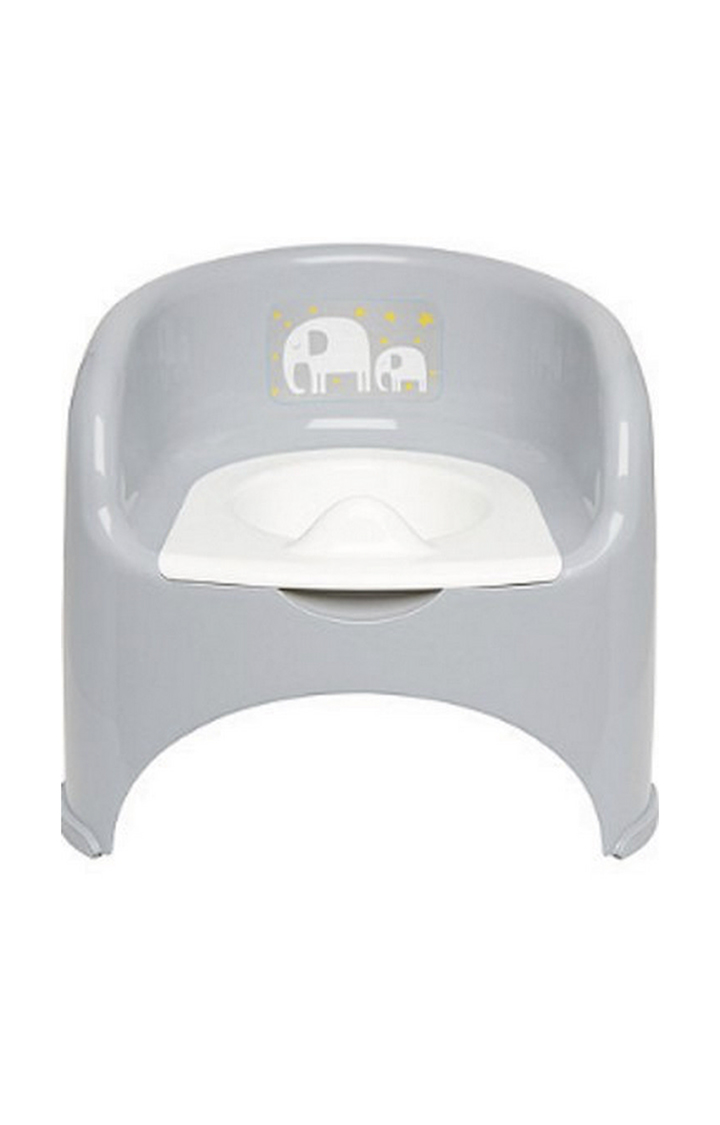 Mothercare | Grey Potty Chair