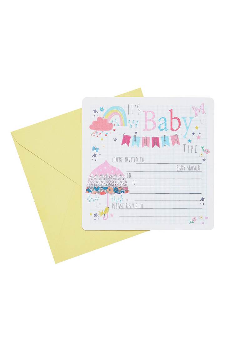 Mothercare | Baby Shower Invites
