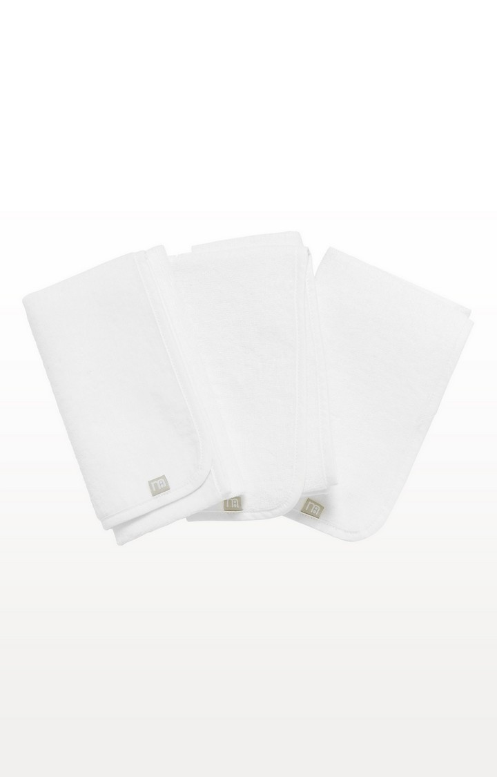 Mothercare   White Changing Mat Liners - Set of 2