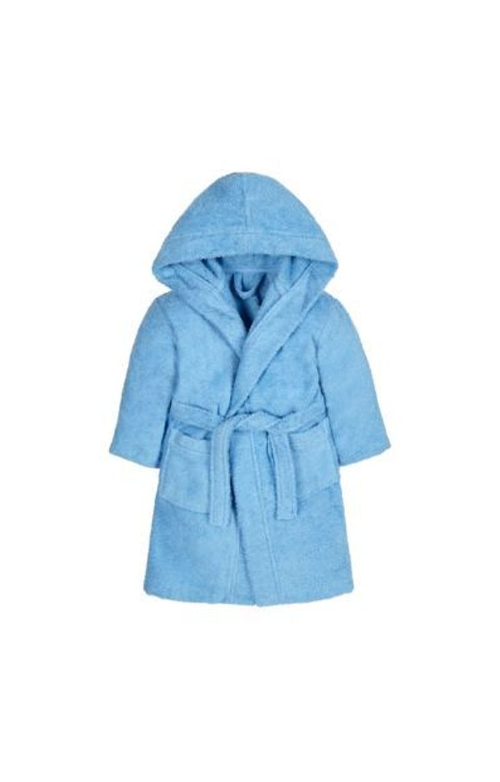 Mothercare   Blue Towelling Robe