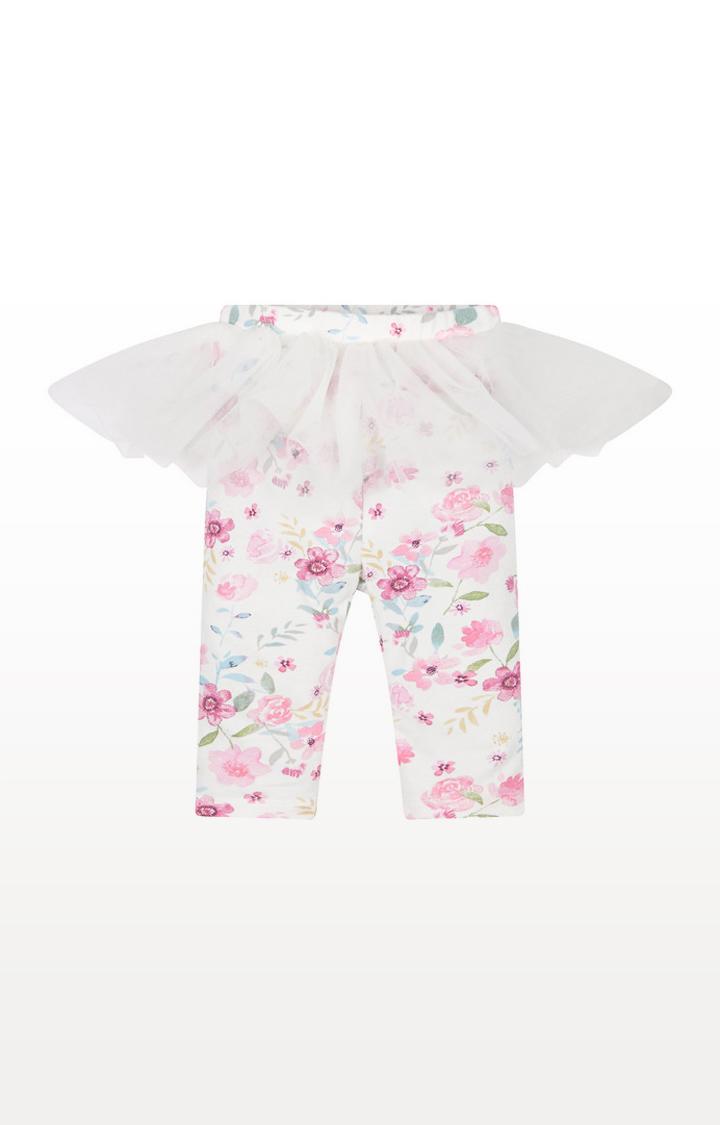 Mothercare | Floral Leggings And Tutu