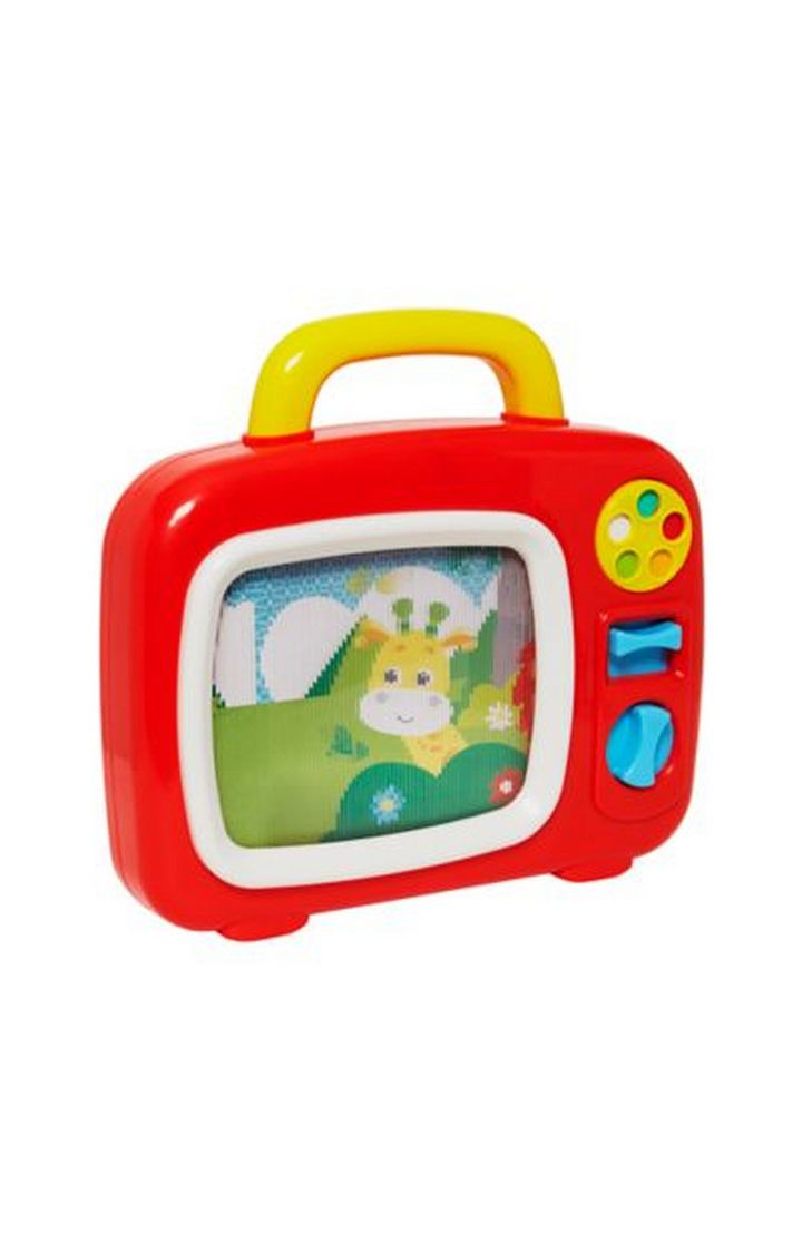 Mothercare | Red Safari Musical Toy