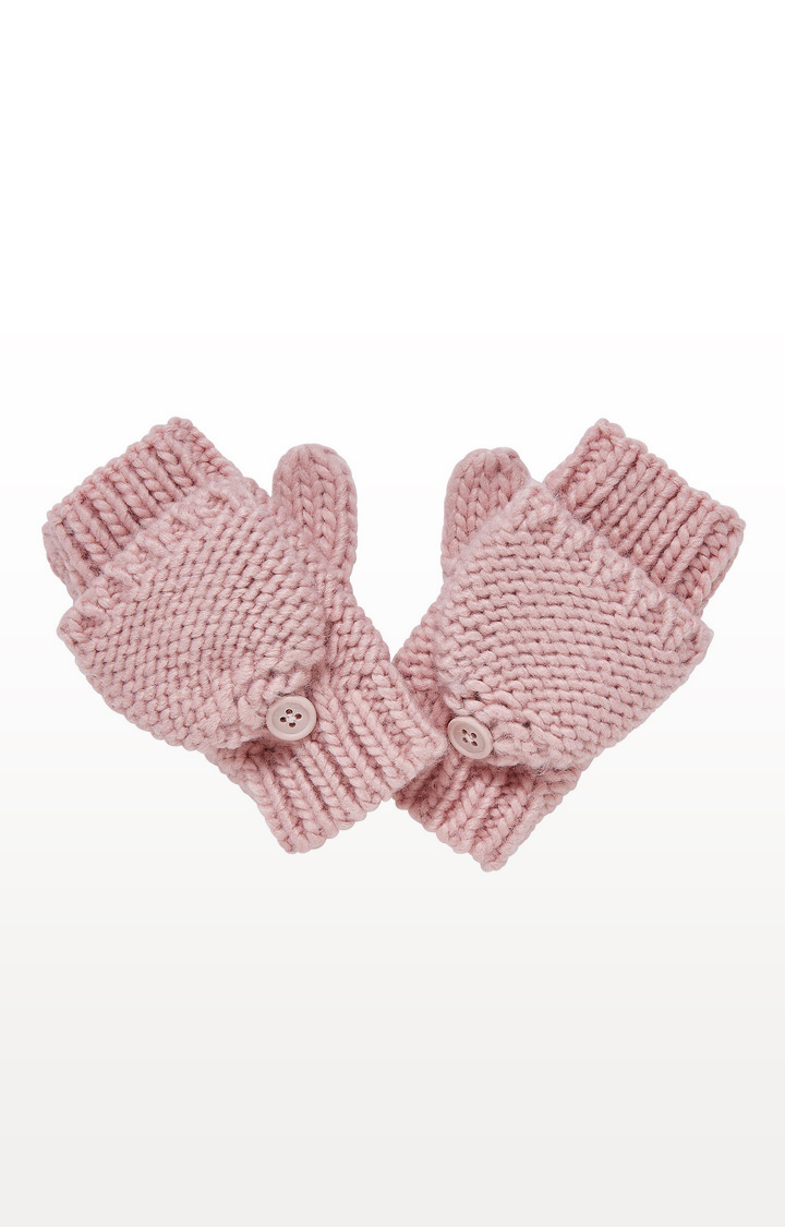 Mothercare | Pink Converter Mitts