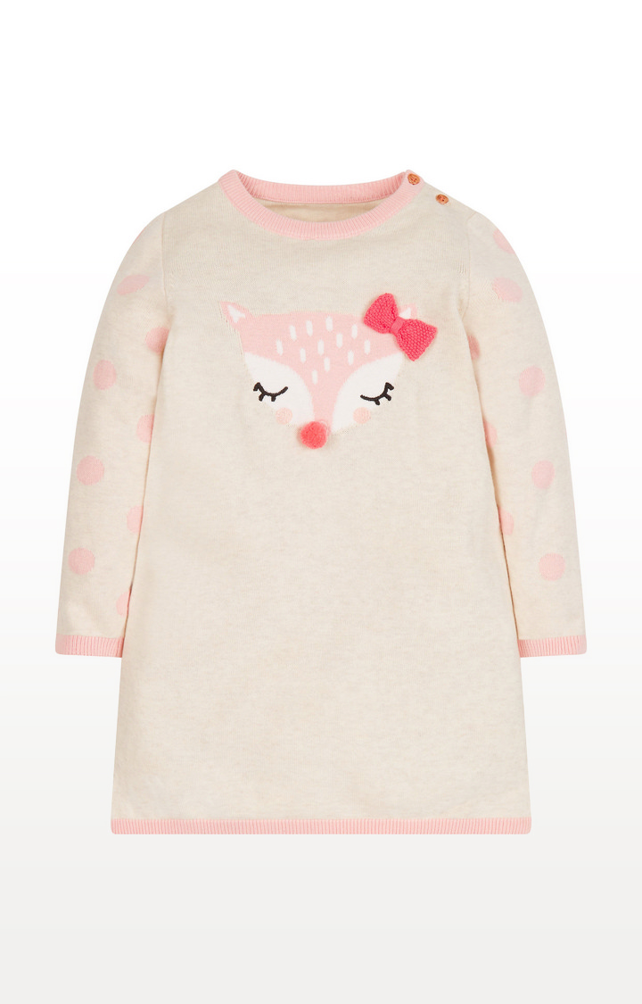 Mothercare | Knitted Deer Dress