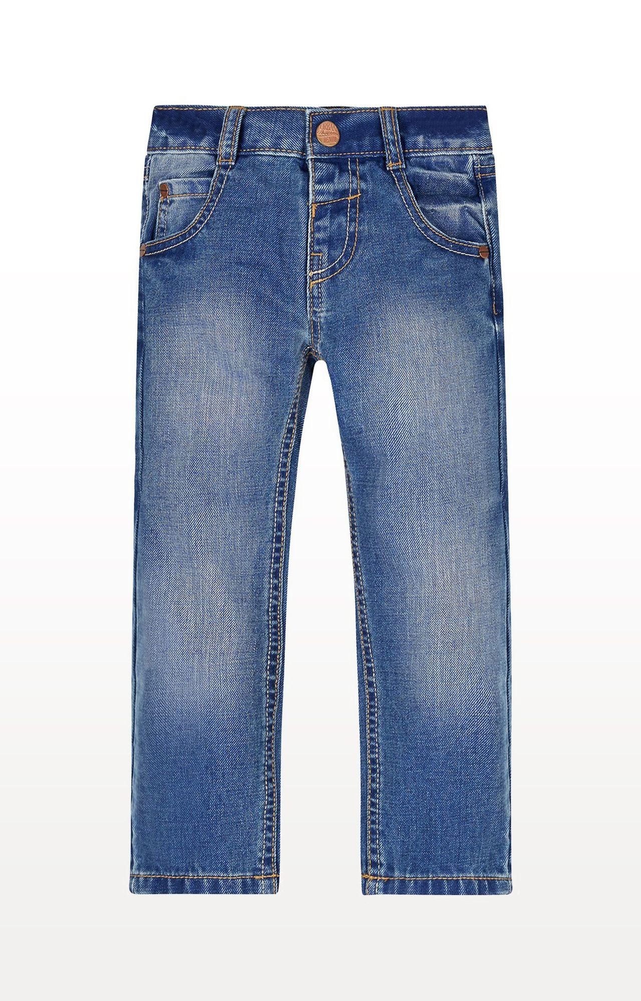 Mothercare   Light Blue Jeans