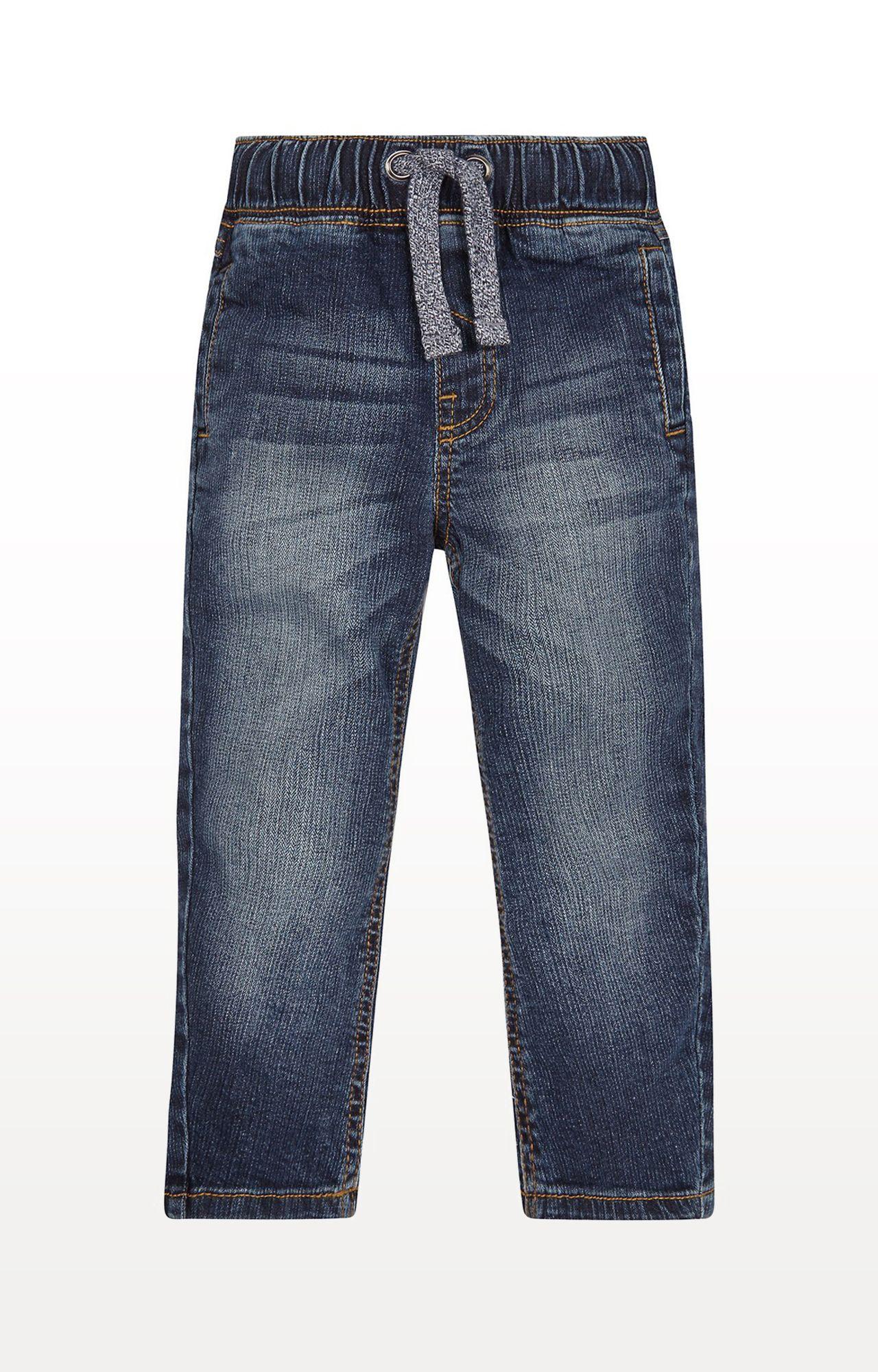 Mothercare   Herringbone Jogger Jeans