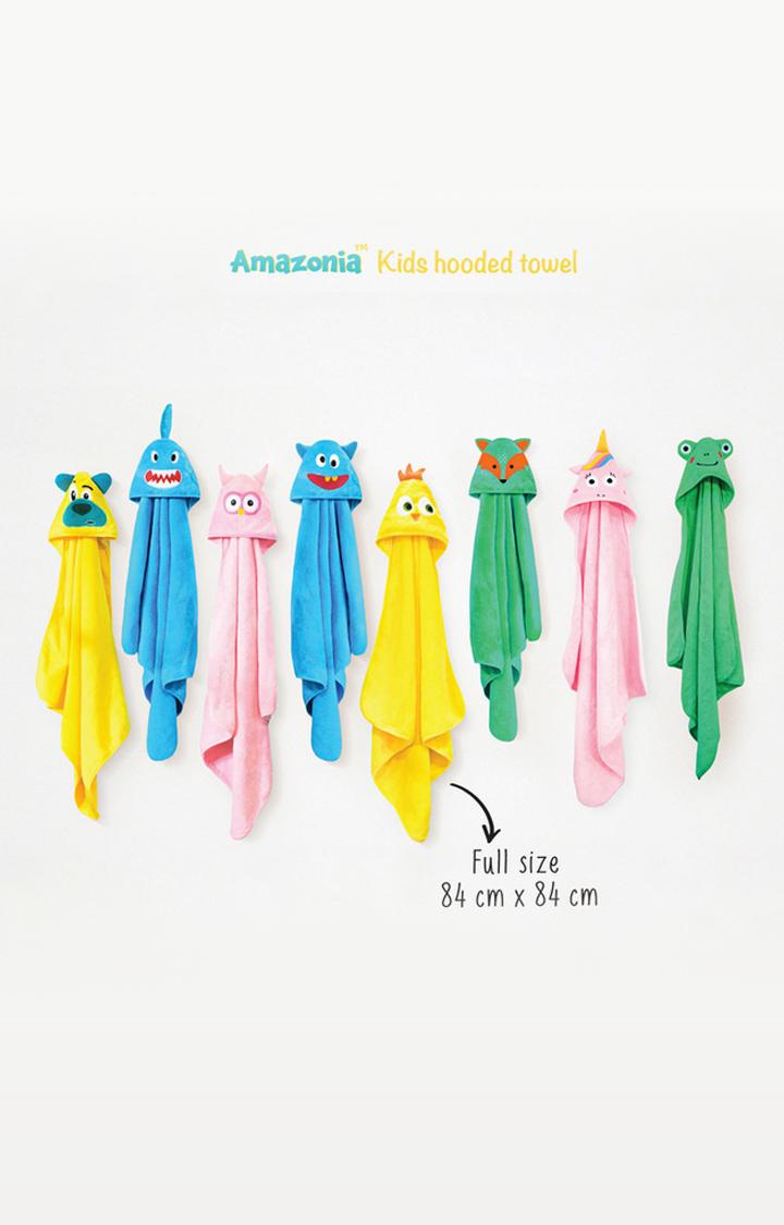 Mothercare | Rabitat Kids Hooded Towel - Monster
