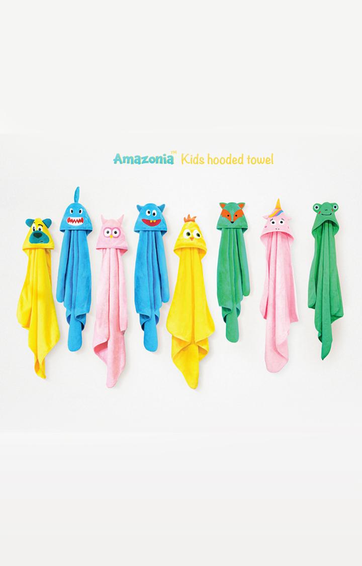 Mothercare | Rabitat Kids Hooded Towel - Pig