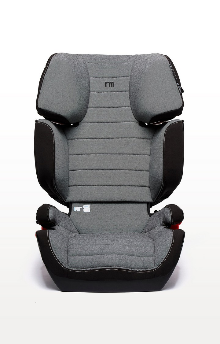 Mothercare | Grey Palma High Back Isofix Booster Seat
