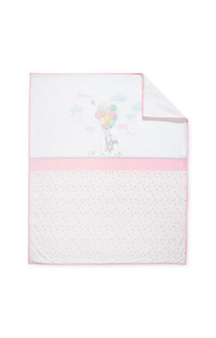 Mothercare | Confetti Party Coverlet
