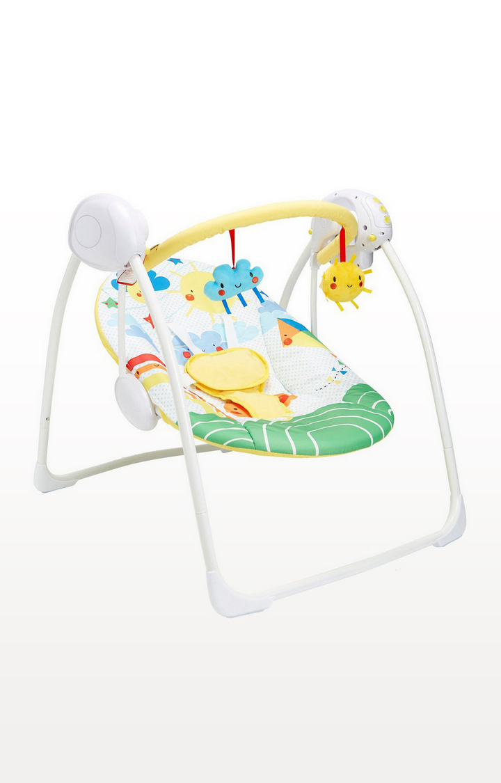 Mothercare | Sunshine and Showers Baby Swing