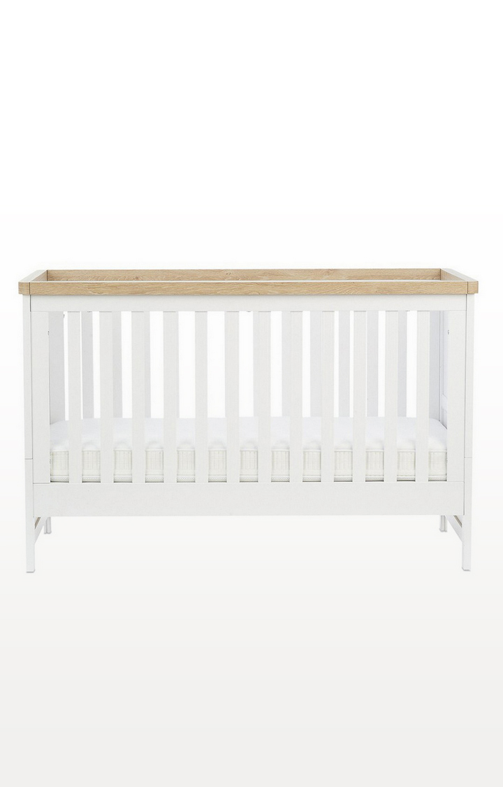 Mothercare | Mothercare Lulworth Cot Bed Classic White