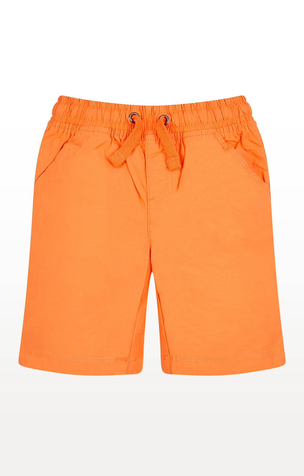 Mothercare   Orange Chino Shorts