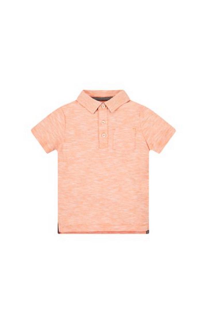 Mothercare | Orange Melange T-Shirt