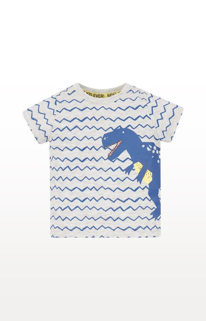 Mothercare | Zigzag Dino T-Shirt